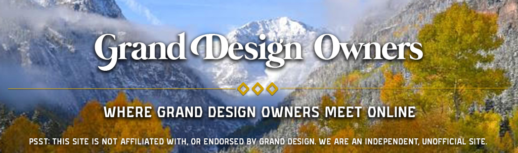 Grand Design Owner's Forum - Powered by vBulletin